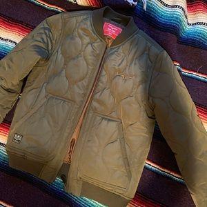 Kimes ranch bomber jacket